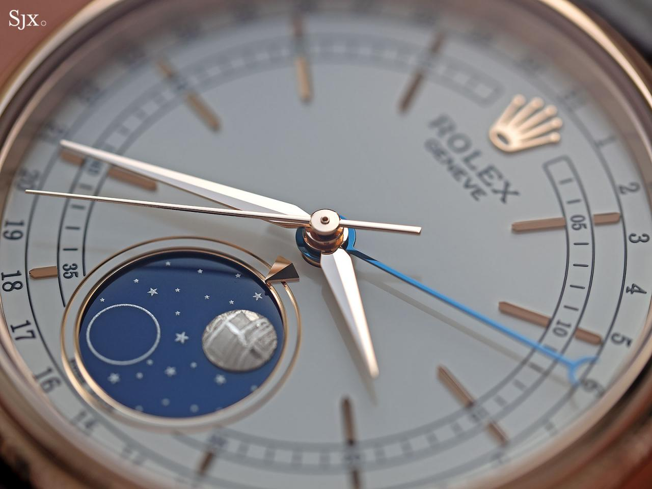 Rolex Cellini Moonphase 50535 review 14