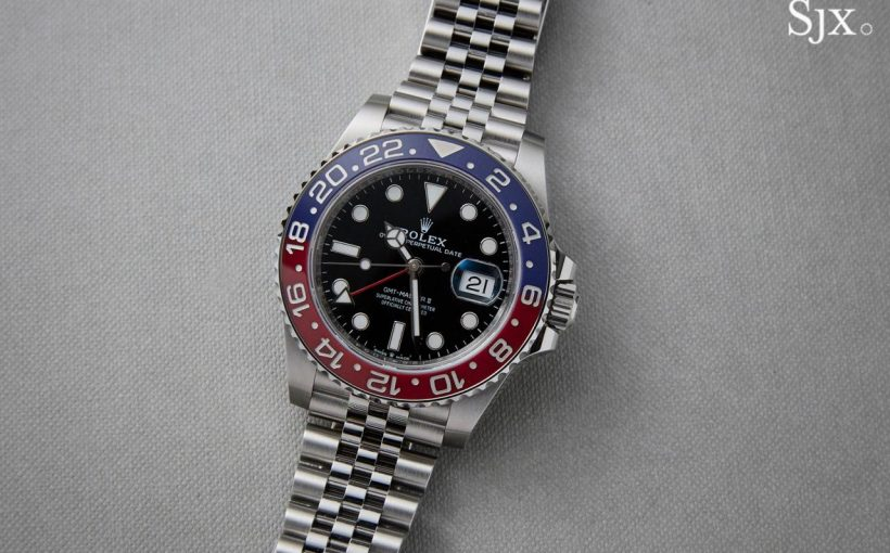 Low Price Replica Up Close With The Rolex Gmt Master Ii Pepsi On